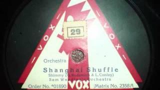 Sam Wooding Orchester - Shanghai Shuffle