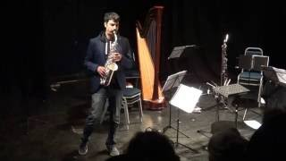 Christian Ferlaino - Saxophone Solo @ Assembly Roxy, Edinburgh