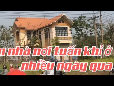 Trở Lại Căn Nhà Hoang Nơi Quốc Tuấn đã ở /minh Phương Vlogs
