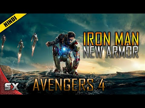 IronMan New Armor In Avengers 4 | Stealth Invisible Armor | Hindi | Super Xpose