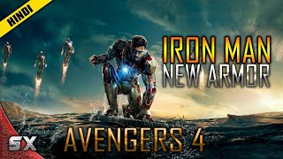 Download Video IronMan New Armor In Avengers 4 | Stealth Invisible Armor | Hindi | Super Xpose MP3 3GP MP4
