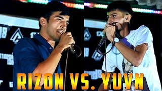 БАТТЛЕРИ СОЛ 2018, Rizon vs. Yuvn (RAP.TJ)