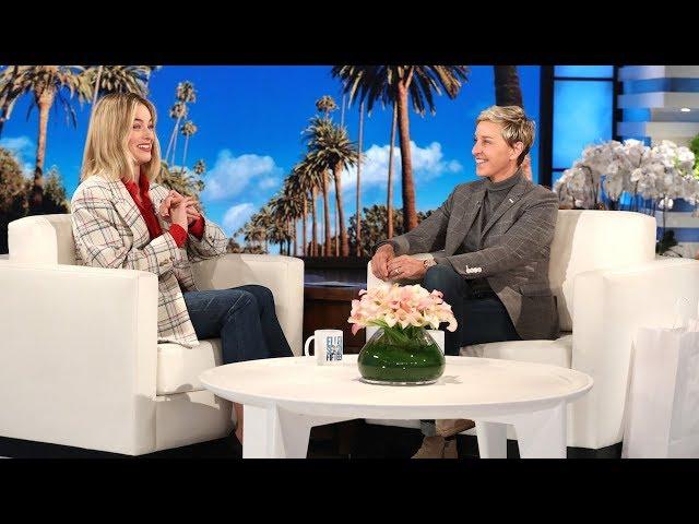 You Won't Believe Margot Robbie's Honeymoon with Ellen
