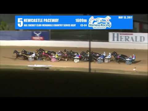 NEWCASTLE - 13/05/2017 - Race 5 - AGL ENERGY CLUB MENANGLE COUNTRY SERIES HEAT