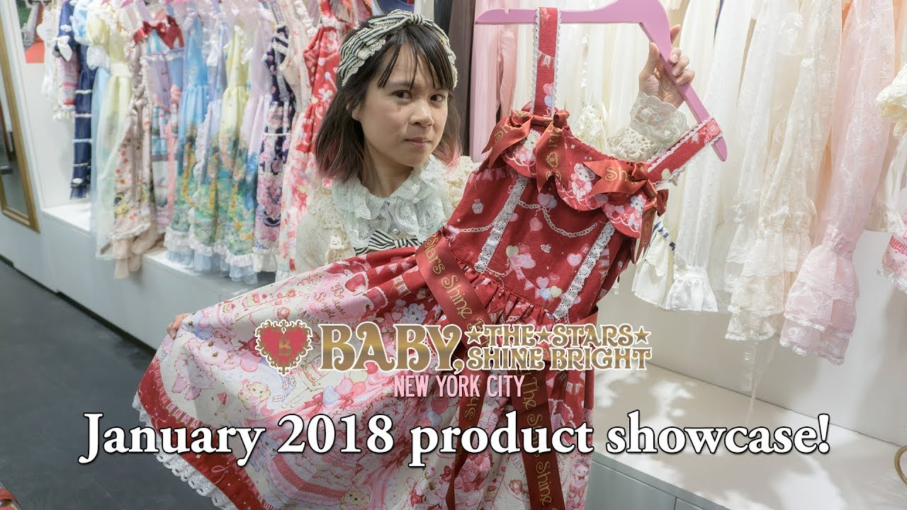 BABY, the Stars Shine Bright NYC product highlights for ...