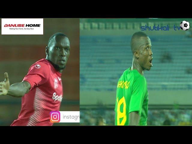 Goli lipi Bora? Makambo vs Kagere Msimu Mpya TPL