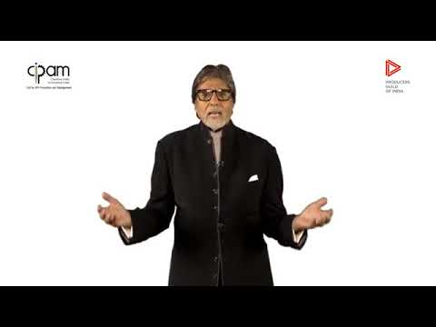 Amitabh Bachchan joins the fight against piracy