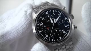 Whats in the box? IWC Pilots C…