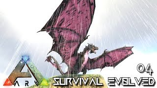ARK: SURVIVAL EVOLVED - WICKED WYVERN & TEK REX E04 !!! ( PUGNACIA PARADOS )