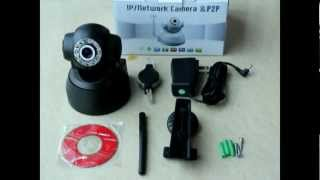p2p ip camera easier set up mp4