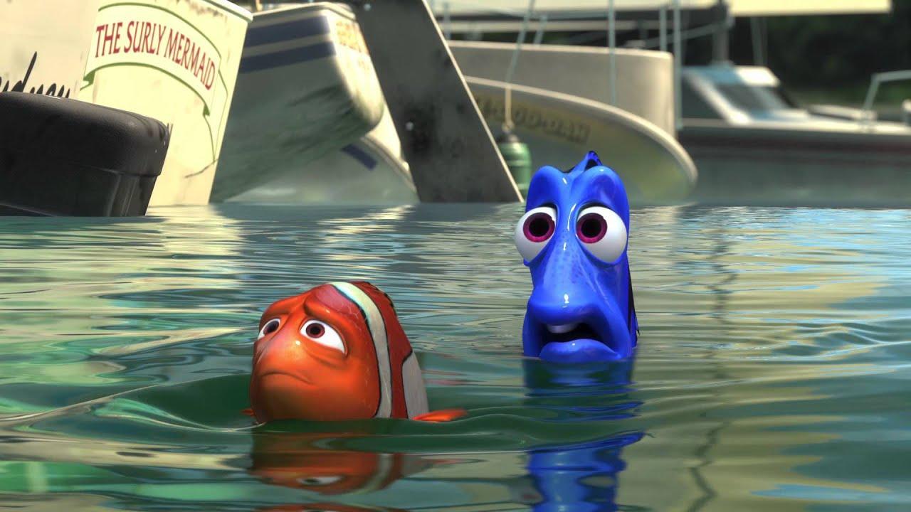 Buscando a Nemo 3D Triler Oficial  Disney Pixar  YouTube