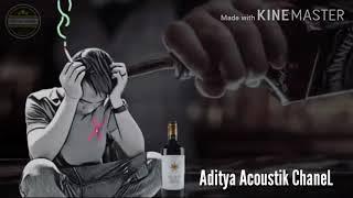 Last child diary depresiku lirik animasi Edited Aditya Acoustik