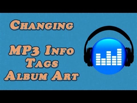 Change/Edit MP3 Info on Android: Metadata/Album Art