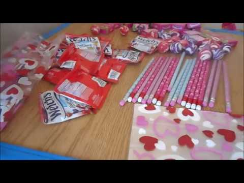VALENTINES DAY GOODIE BAGS!