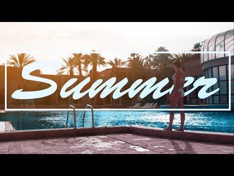 A Summer to Remember | GREECE TUNISIA FRANCE  | Summer 2017 Travel edit ( Sam kolder inspired )