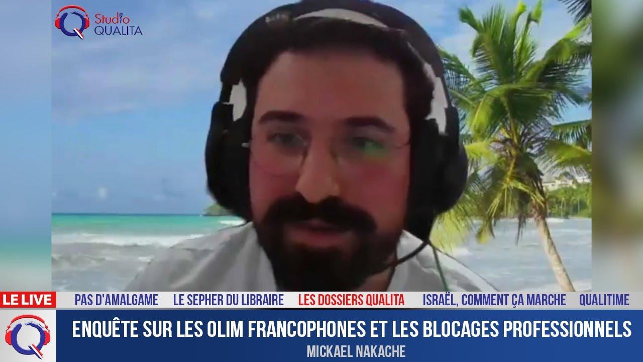 Enquête sur les olim francophones et les blocages professionnels - Dossier#225