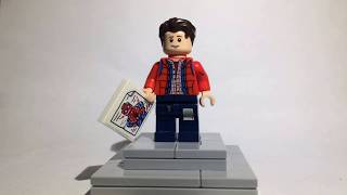 How to build Tom Holland's version of Peter Parker!