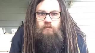 Natural Dreadlocks Head Shave