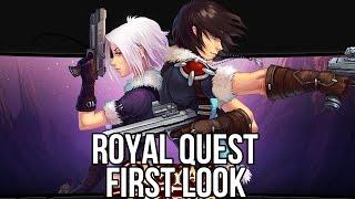 Royal Quest (Free MMORPG): Watcha Playin