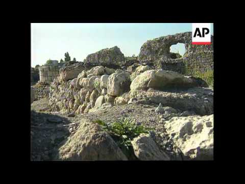 CRIMEA: JEWISH SETTLEMENT DATING BACK TO 1ST CENTURY DISCOVERED