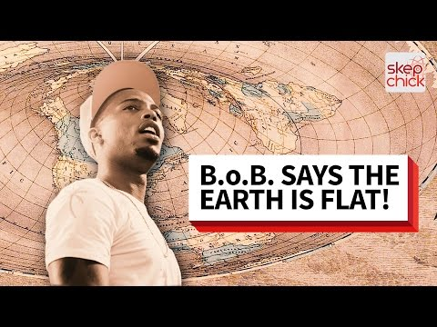 A Rapper Says the Earth is Flat! All of Recorded Scientific History Disagrees thumbnail