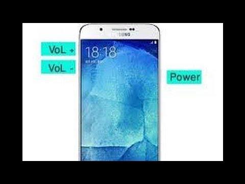 Samsung Galaxy A8 ,A7,A5,A3,E7,E5 Hard Reset Format