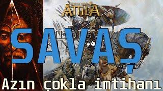 AZIN ÇOKLA İMTİHANI ATLI OKÇU [LEGENDARY] - Medieval Kingdoms 1212 AD Total War: Attila [TÜRKÇE]