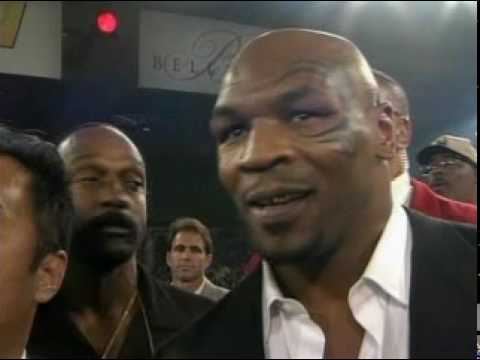 Bob Sapp vs. Mike Tyson - YouTube