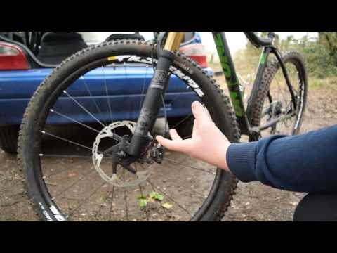 Ryan Whitewood's Hardtail Bike check!