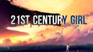 BTS  - 21st Century Girl (Nightcore)