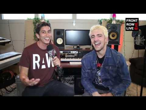 Rocky Lynch  on Transition From R5 to The Driver Era with Ross Lynch