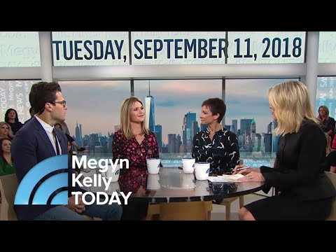 Jenna Bush Hager Reflects On 9/11 Attacks 17 Years Later | Megyn Kelly TODAY
