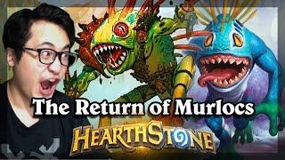 Hearthstone - The Return of Murlocs