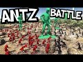 Huge ANT Armies fight for the Giant Army Men ! Armies of the Undergrowth mod