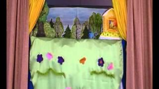 Заячья избушка .Кукольный театр.