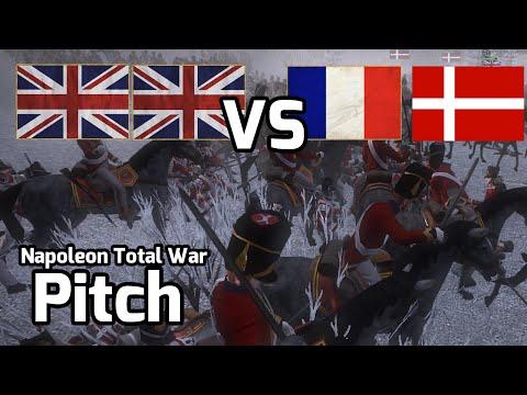 Napoleon Total War Online Battle #6 (2v2) - British Empire