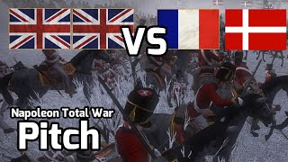 Napoleon Total War Online Battle #6 (2v2) - British Empire