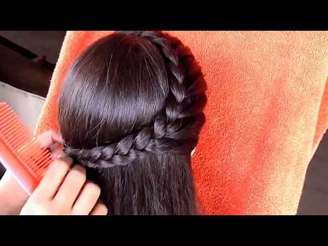 Medium Hair Hairstyle For Girls