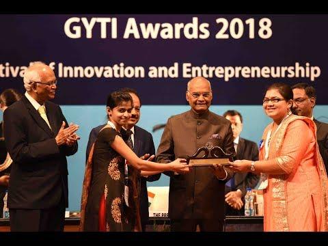 President Kovind presents Gandhian Young Technological Innovation Awards