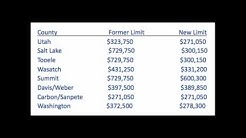New 2014 FHA loan limits for Utah
