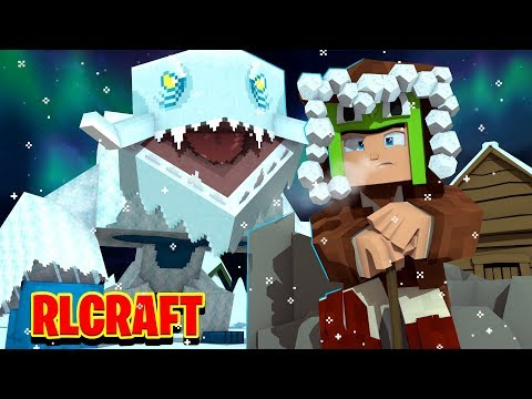 Adventuring DEEPER into this CRAZY WORLD! (RLcraft #3)