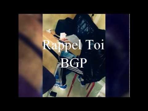BGP Rappel Toi #4 ExraitDeLaMixTapeJupiter