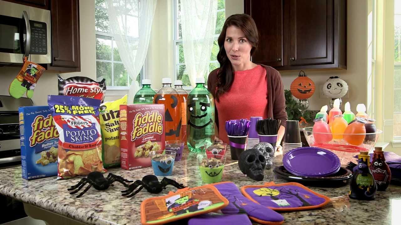 dollar tree halloween craft idea soda bottle boo buddies youtube - Dollar Tree Halloween