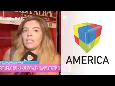 A Dalma Maradona le da vergüenza la actitud de Verónica Ojeda