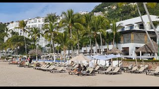Hyatt Ziva Puerto Vallarta Mexico Review of Clubs Oceanview King Suite 1456