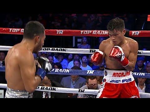 Jerwin Ancajas vs. Alejandro Santiago Barrios Ends in a Split Draw (REPLAY VIDEO)