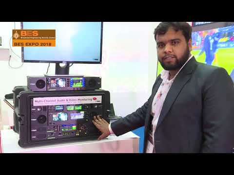 BES EXPO 2018 - Falcon Broadcast Solutions LLP