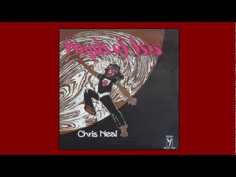 """Chris Neal from the album """"Winds Of Isis"""" 1974: Full Moon"""