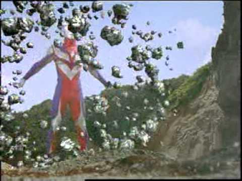 Ultraman Tiga Episode 2 Part 2/2 (Chinese)
