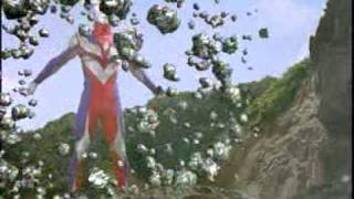 Ultraman Tiga Episode 2 Part 2/2 (Chinese)